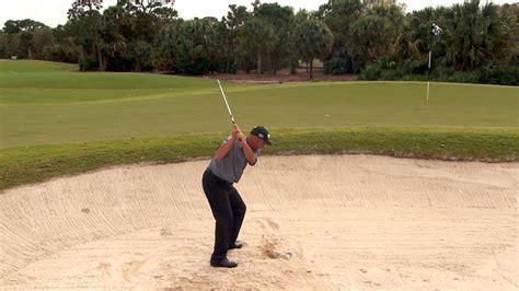 rocco mediate swing rocco mediate s buried lie bunker tip golf channel