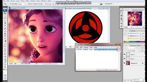 tutorial photoshop cs3 efek kartun tutorial cara membuat efek mata mangekyou sharinggan di
