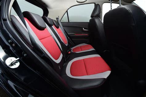 car upholstery ta kia picanto vs seat mii pictures auto express