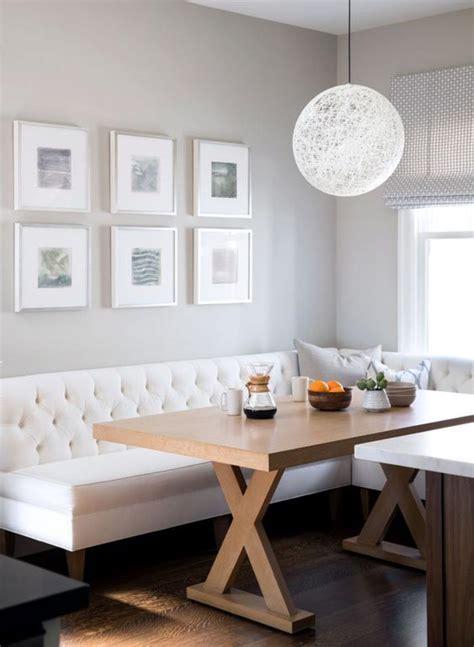 Banquette With Table by Pourquoi Choisir Une Table Avec Banquette Pour La Cuisine