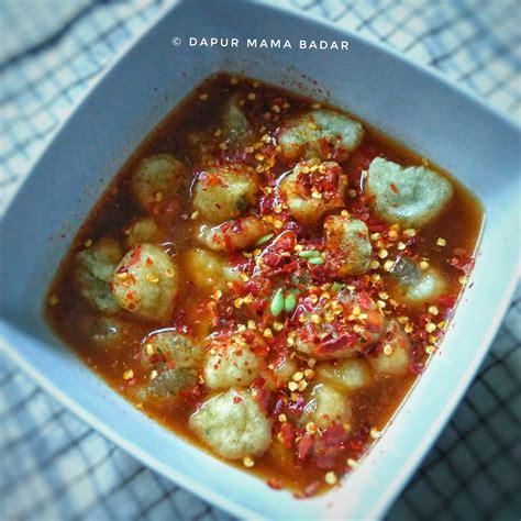 review ukm cireng banyur khas dkongres garut