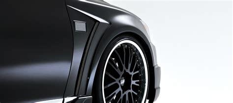 Artisan Ls by Artisan Spirits Kit For Lexus Ls F Sport Black Line Ravspec