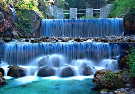 3d Wallpaper Widescreen Waterfalls Loading
