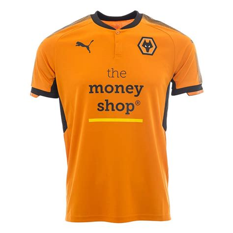 Home Kit wolves 17 18 home amp away kits released footy headlines