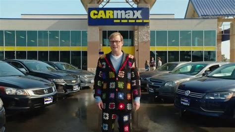 who is the carmax actor carmax tv commercial no obligations featuring andy daly
