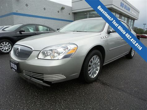 2006 buick lucerne price pre owned 2006 buick lucerne cx 4 door sedan in lincoln