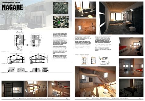 architecture design presentation layout interior design presentation layout presentation pinterest