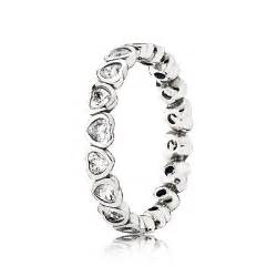 Forever more clear cz 190897cz rings pandora