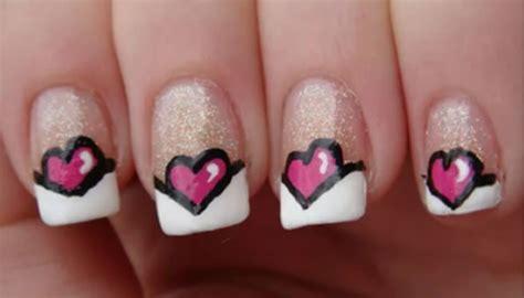 imagenes de uñas decoradas de amor y amistad lindos dise 241 os para u 241 as entra no te arrepentiras