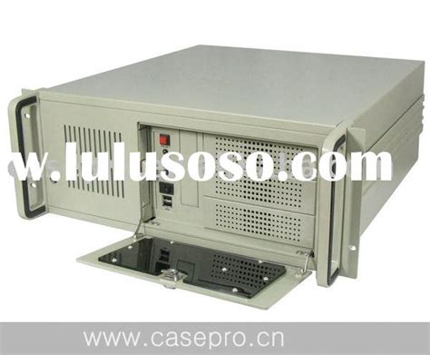 Rack Mount Drive Chassis by Nas Server Chassis W 4 Swappable Sata Sas Drive Bays