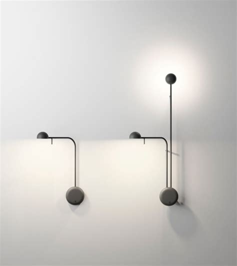 Pin Light Fixture Pin Light Collection By Ichiro Iwasaki For Vibia Design Milk