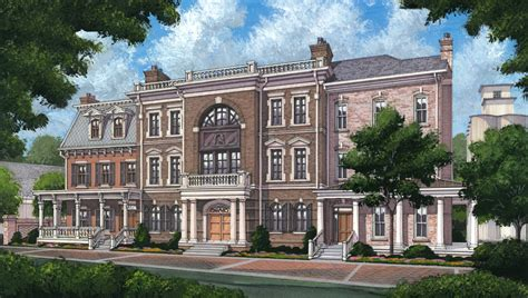 Residential Architect In Nashville Franklin Wilson