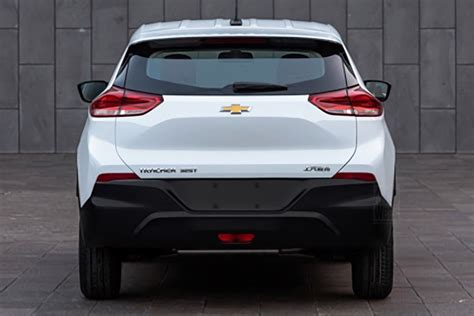 Chevrolet Tracker 2020 by 2020 Chevrolet Tracker Gets An Early Reveal In China