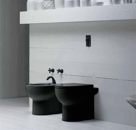 bagni di colore sanitari bagno colore nero nuvola