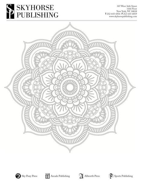 coloring book for adults techniques relaxation tips for busy free coloring