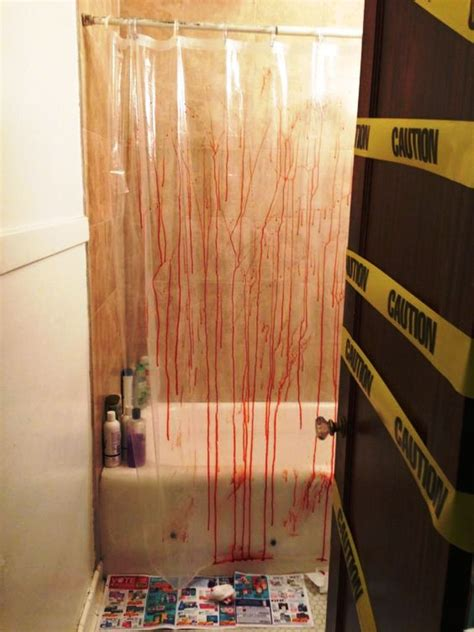 scary things to do in the bathroom halloween decorations bathroom to scare away your guests