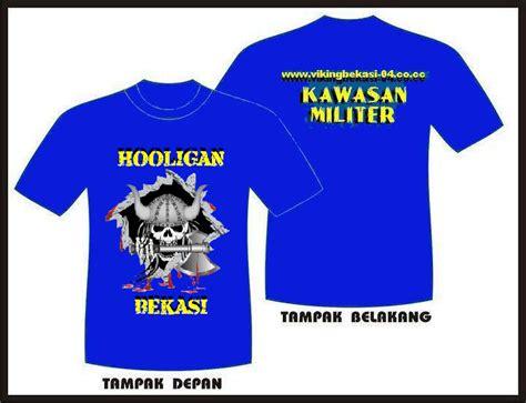 Kaostshirt Persib 4 new design kaos viking 04 bekasi persib bandung fans clubs