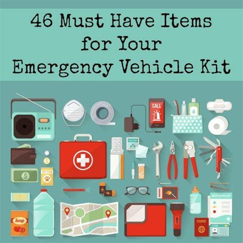top 10 essential household items for emergency the wacky best 25 car kits ideas on pinterest emergency kit for