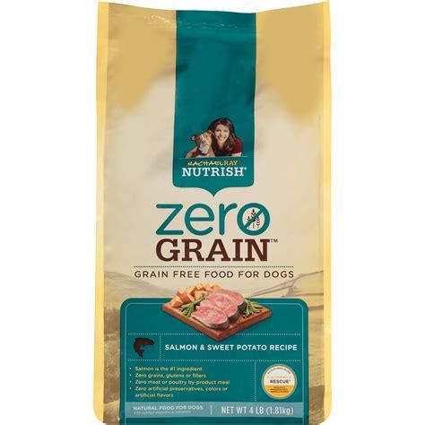 rachael food rachael nutrish zero grain food salmon sweet potato recipe 4 lbs