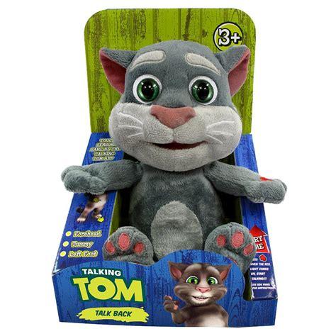 talking tom doll talking friends talking tom animated plush with