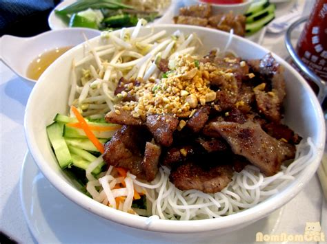 Bun Thit Nuong by Bun Thit Nuong Nom Nom Cat