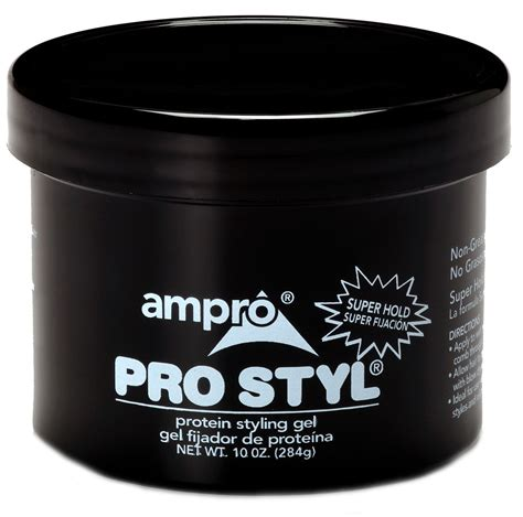 styling gel pictures protein styling gel super hold ampro industries