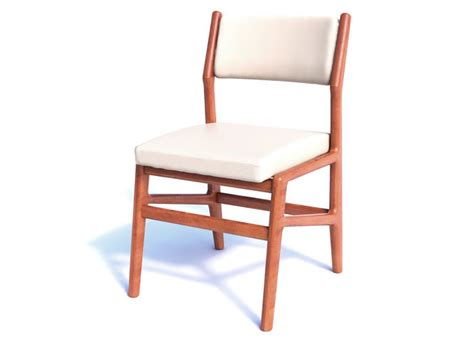 gio ponti chair 3d gio ponti dining chair free 3d model obj 3dm