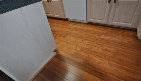 trending wood look tile was a key component in bamboo kitchen floor finally decobizz com