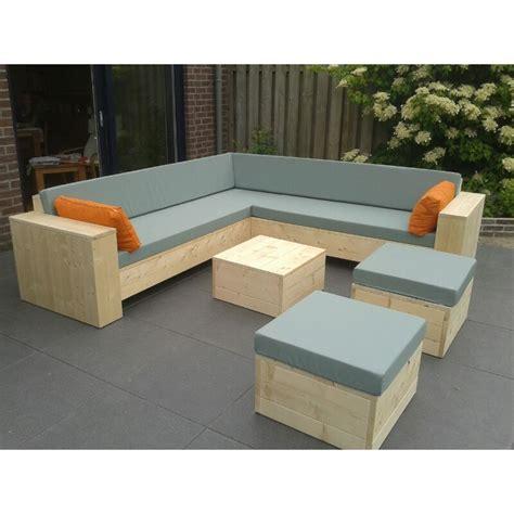 meubelen raalte hoekbank raalte hoekbank steigerhout tuinmeubelen