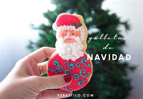 decorar galletas navideñas decoracion navidad casera decoracin navidea casera para