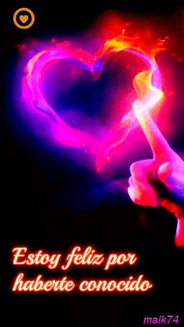 imagenes de love con fuego 30 im 225 genes de corazones con movimiento