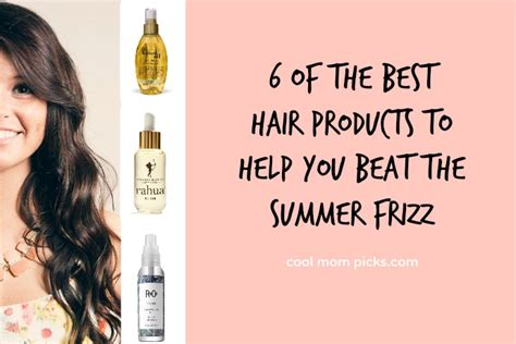 Best Shoos To Fight Humidity | beat the humidity with 6 of the best anti frizz hair products