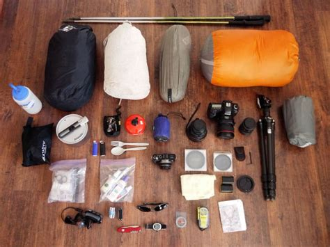 hiking gear my backpacking gear mountain photographer a journal by brauer