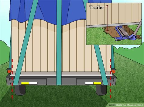 How To Move A Metal Shed by How To Move A Large Storage Shed Best Storage Design 2017