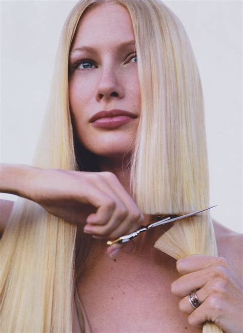 how to cut long layers in blunt hair style why it s time to bring back the blunt cut vogue