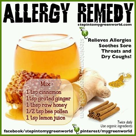 allergy remedies allergy remedy health wellness