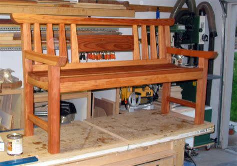 japanese garden bench plans japanese garden bench by newtim lumberjocks com