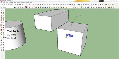 sketchup layout label tool learn to use sketchup 3d modeling software in 17 easy