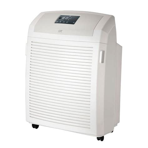 spt heavy duty air purifier ac 2102 the home depot