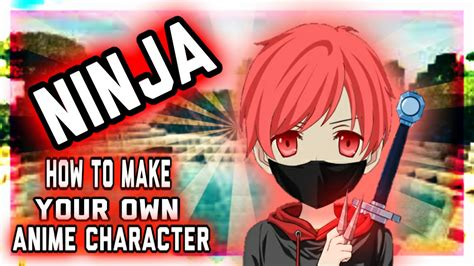 how to make a character android how make your own anime character