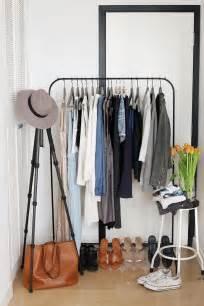 Capsule Closet by Capsule Wardrobe Display Decoist