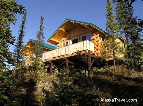 alaska travel photos gt denali grizzly resort gt cabins