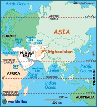 middle east map kabul afghanistan map geography of afghanistan map of
