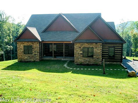 log siding house plans craftsman style lake house plan with walkout basement