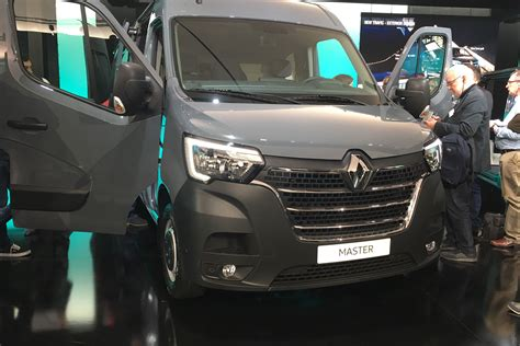 2019 Renault Master by New 2019 Renault Master Revealed Auto Express