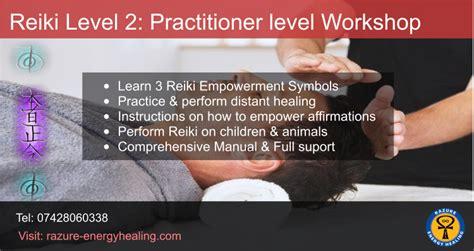 reiki practitioner workshop reiki symbols razure energy