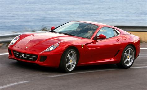 fiorano cars 599 gtb fiorano hgte cars news review