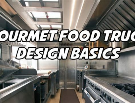 gourmet food truck design creating your food truck mission statement mobile cuisine