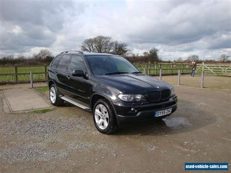 bmw x5 2005 for sale 2005 bmw x5 for sale in the united kingdom