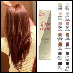 sally hair color my favorite affordable hair dye brand wella color charm